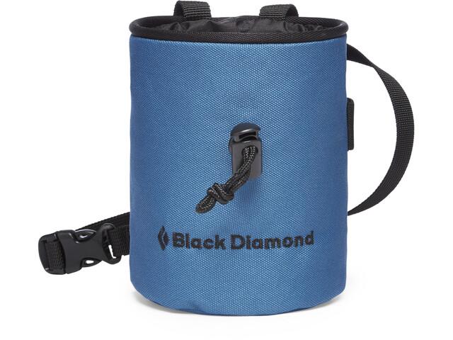 Black Diamond Mojo Sacchetto porta magnesite S/M, blu